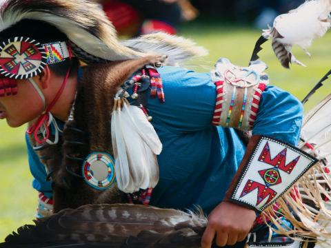 Annual Plains Indian Museum Pow Wow