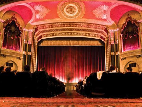 密爾瓦基電影節會場 – 東方戲院